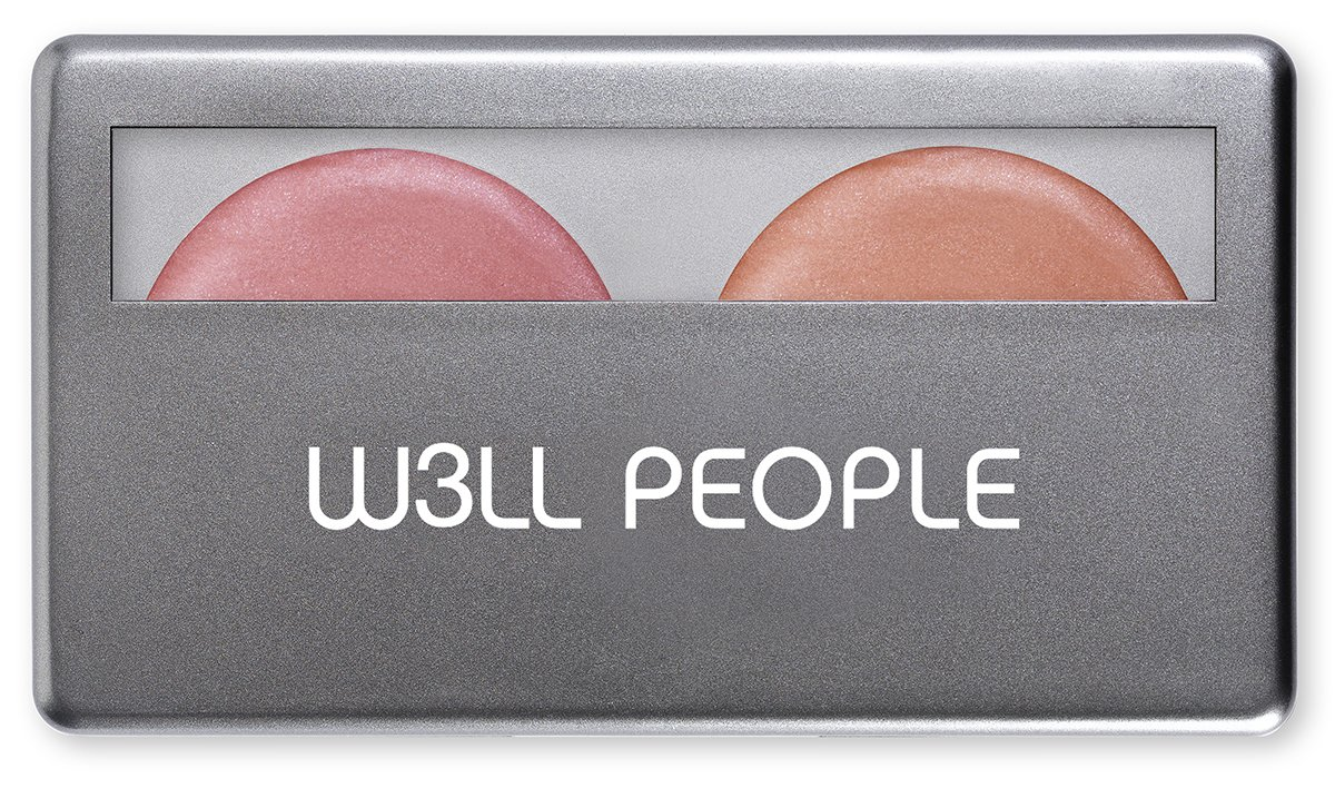 W3LL PEOPLE - Natural Nudist Multi-Use Duo (Blush, Eyeshadow + Lip Stain)