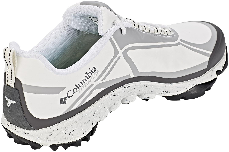 Columbia Conspiracy III Titanium ODX Eco Schuhes Damens Damens Schuhes Weiß/Lux Schuhgröße US 10 | 41 2018 Schuhe- 7aa8d5