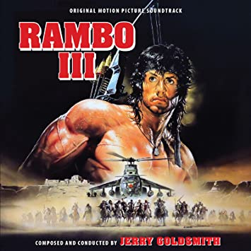 on sale fdea2 f3b43 Jerry Goldsmith - Rambo III (Re-mastered Original Soundtrack) - Amazon.com  Music