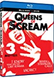 Queens of Scream - Triple Feature - BD + DVD Combo [Blu-ray]