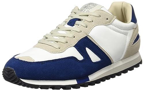 Springfield Retro Running, Zapatillas para Hombre, Azul (Marine Blue), 45 EU: Amazon.es: Zapatos y complementos