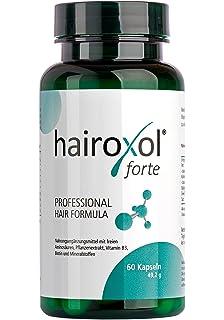 Hair-Plus - Suplemento Para La Caída Del Cabello Con AnaGain ...