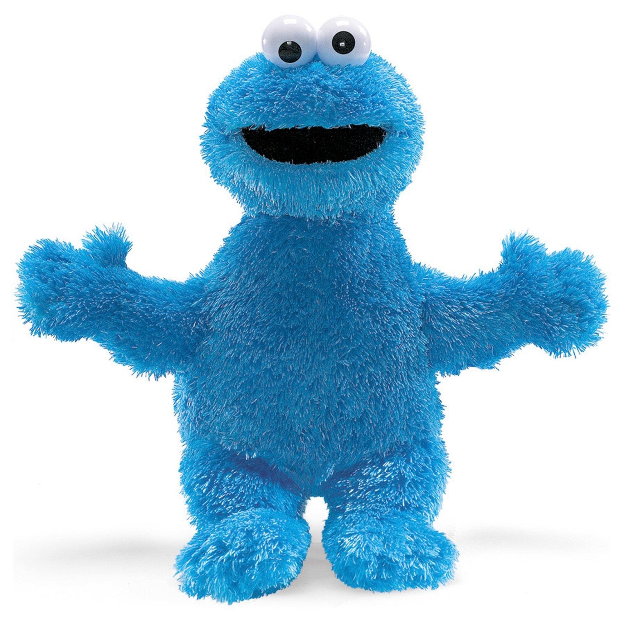 "GUND Sesame Street Cookie Monster 12\"" Plush"