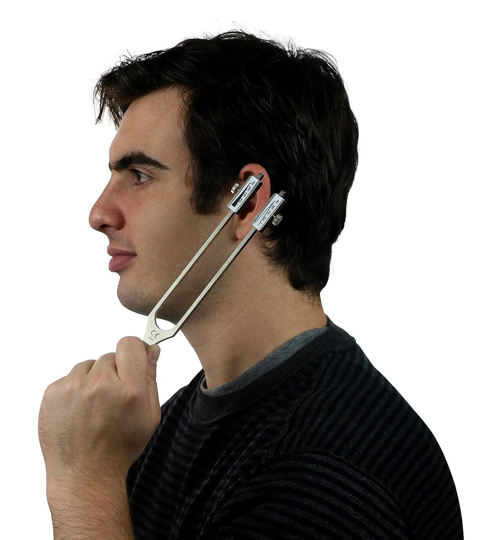 256 CPS Baseline Aluminum Clinical Grade Nerve//Sensory Tuning Fork Student Grade