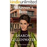 McKinnon's Bride: Christian Historical Western Romance (Willow Grove, Texas Series Book 1)