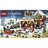 LEGO Creator (883pcs) Santa's Workshop Christmas Building Block Toys