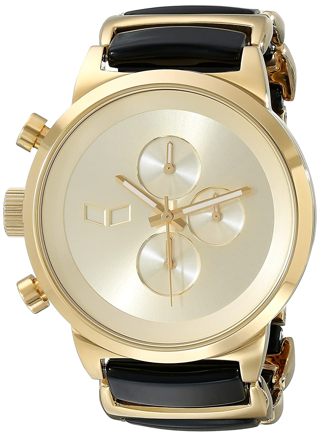 Amazon.com: Vestal Unisex METCA08 Metronome Analog Display Quartz Gold Watch: Watches