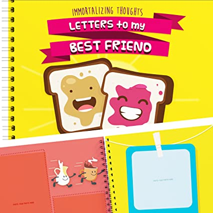 Amazon Com Friendship Gift Book For Your Best Friend A Keepsake