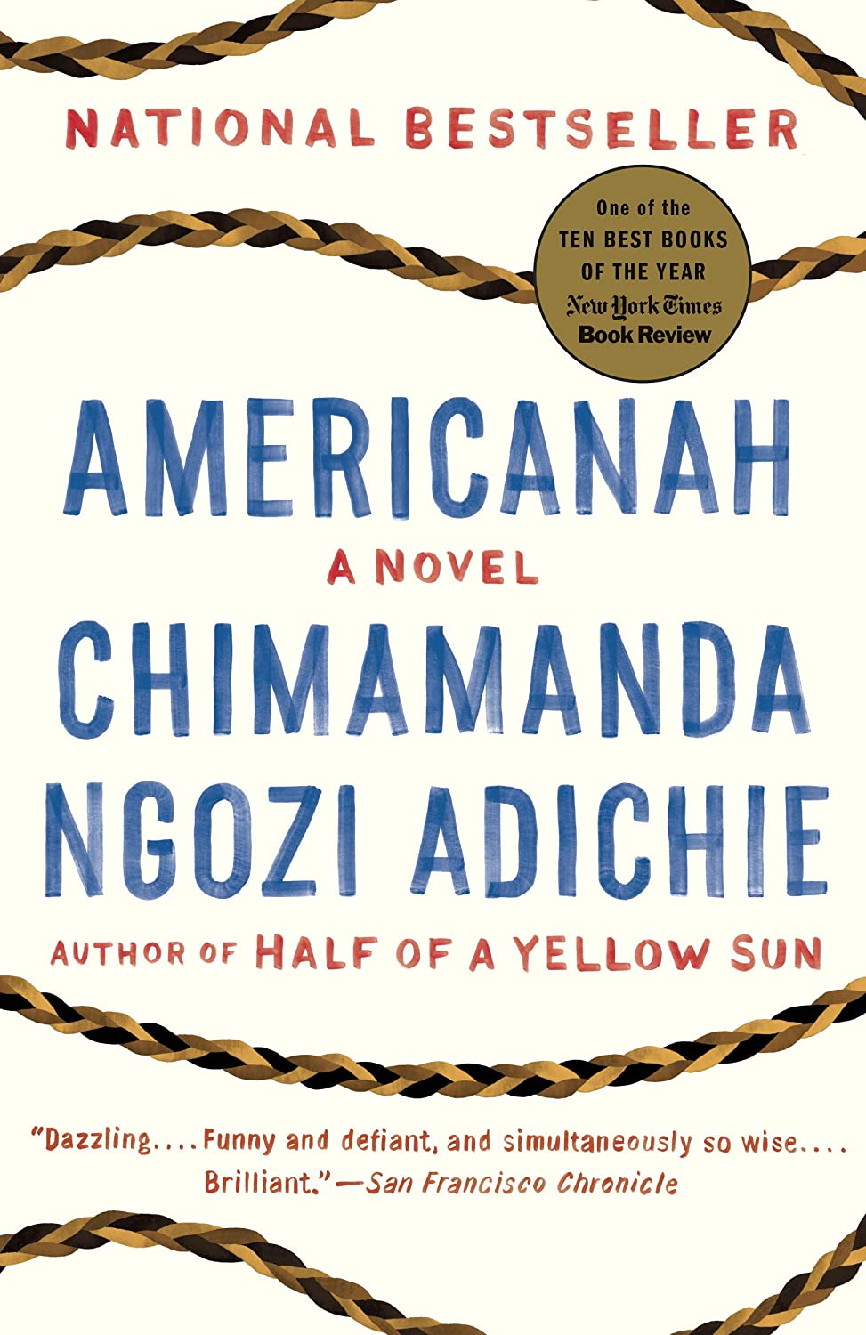 Americanah (Ala Notable Books for Adults) (English Edition) eBook ...