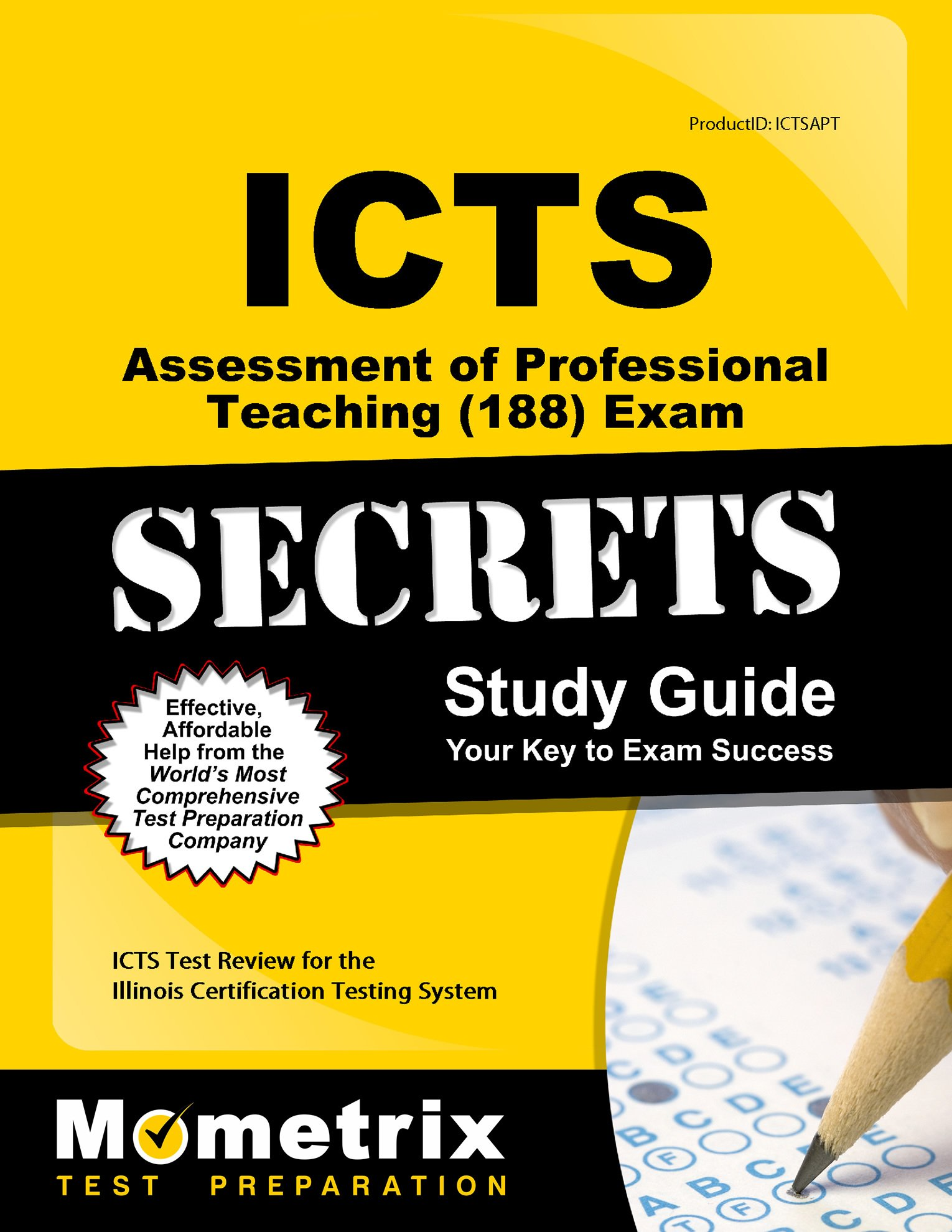 Buy Icts Assessment Of Professional Teaching 101 104 Exam Secrets