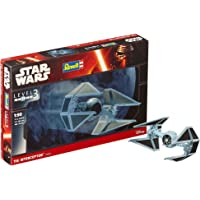 Revell- Star Wars Tie Interceptor. Kit modele, Escala