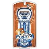 Gillette Fusion Men's Razor with 2 Razor Blade Refill, Mens Razors / Blades