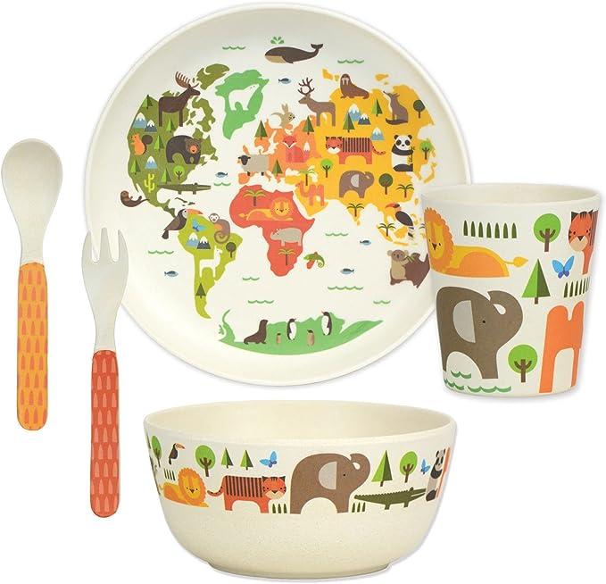 NEW Ethos Zoo Animals Dinner Set 5pce