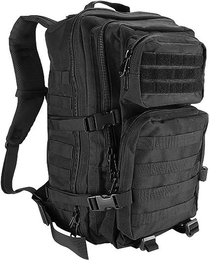 Nouvelle armée Gear Ultimate Tactical DEL Bundle-Noir