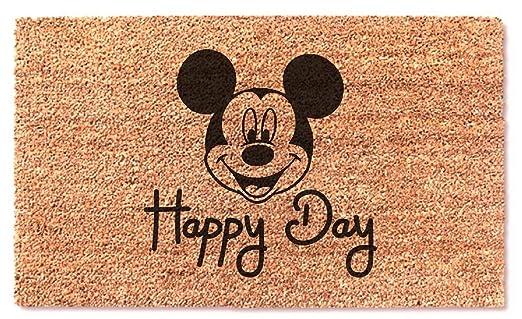 MaxEcor Alfombra de Puerta de Mickey Disney Divertida y ...
