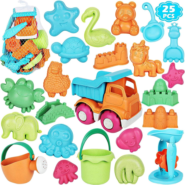 50% Off Coupon – 25 Pieces Beach Sand Toys Set
