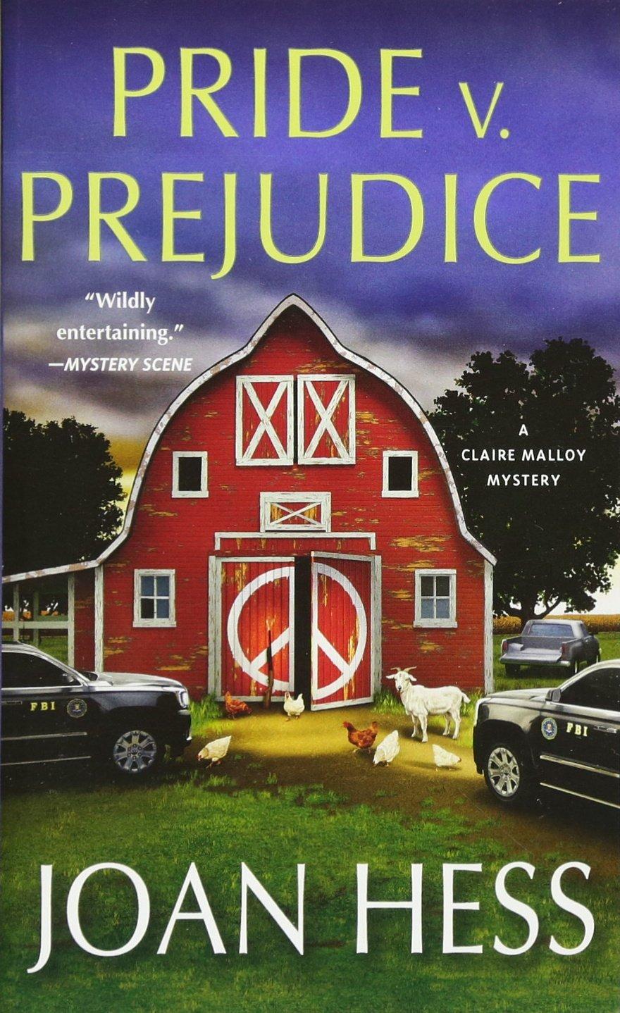 Pride v. Prejudice: A Claire Malloy Mystery (Claire Malloy Mysteries) pdf