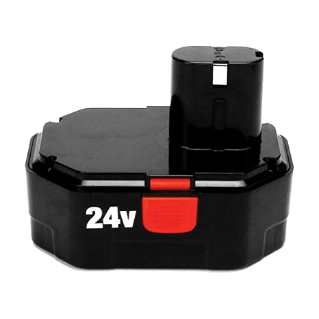 Performance Tool W50043 24-volt Battery Pack for W50042