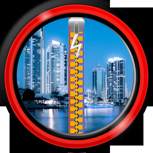 Screen Locker - Best Cities (World's Best Mobile Ringtones)