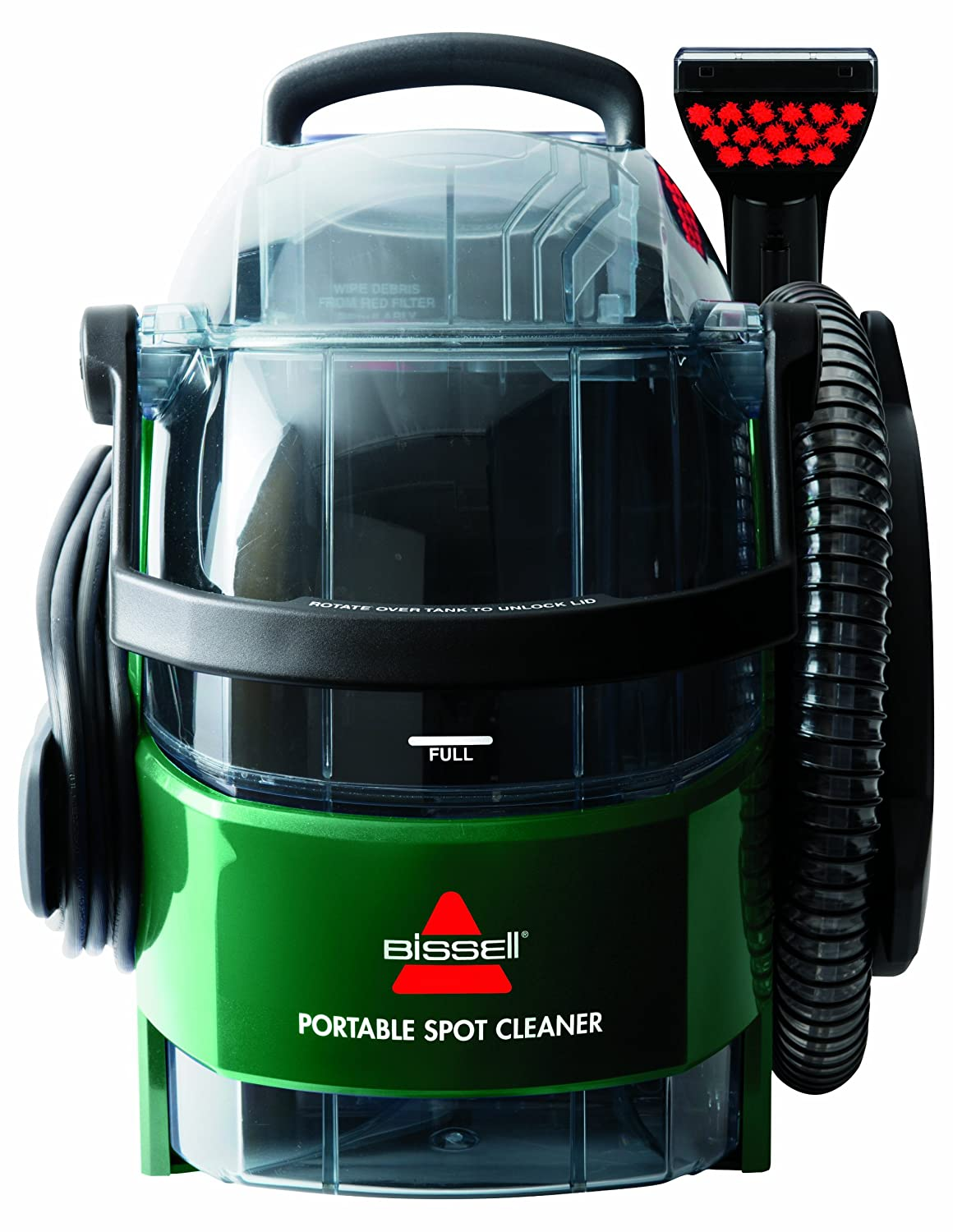amazon com bissell deepclean lift off full sized carpet cleaner