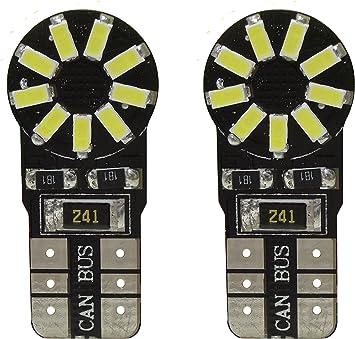 Led Superbianchi Simoni Racing CNP//3 Kit 2 Lampadine T10 a LED