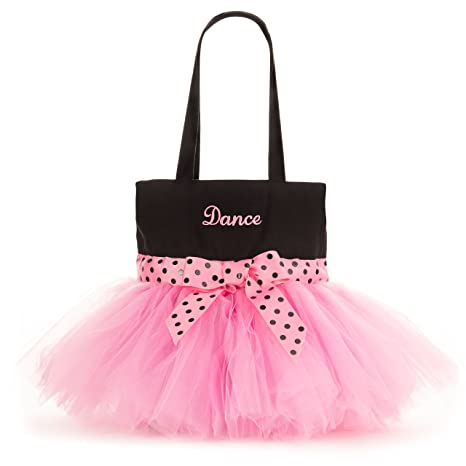 Image Unavailable. Image not available for. Color  Pardao Cute Dance Bag  for Little Girls - Ballerina ... 0b1cf5a18c3f