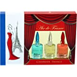 Charrier Parfums - Coffret 3 Parfums Charrier 'Air de France' 15ml