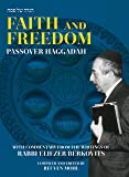 Faith and Freedom Passover Haggadah with Commentary from the Writings of Rabbi Eliezer Berkovits