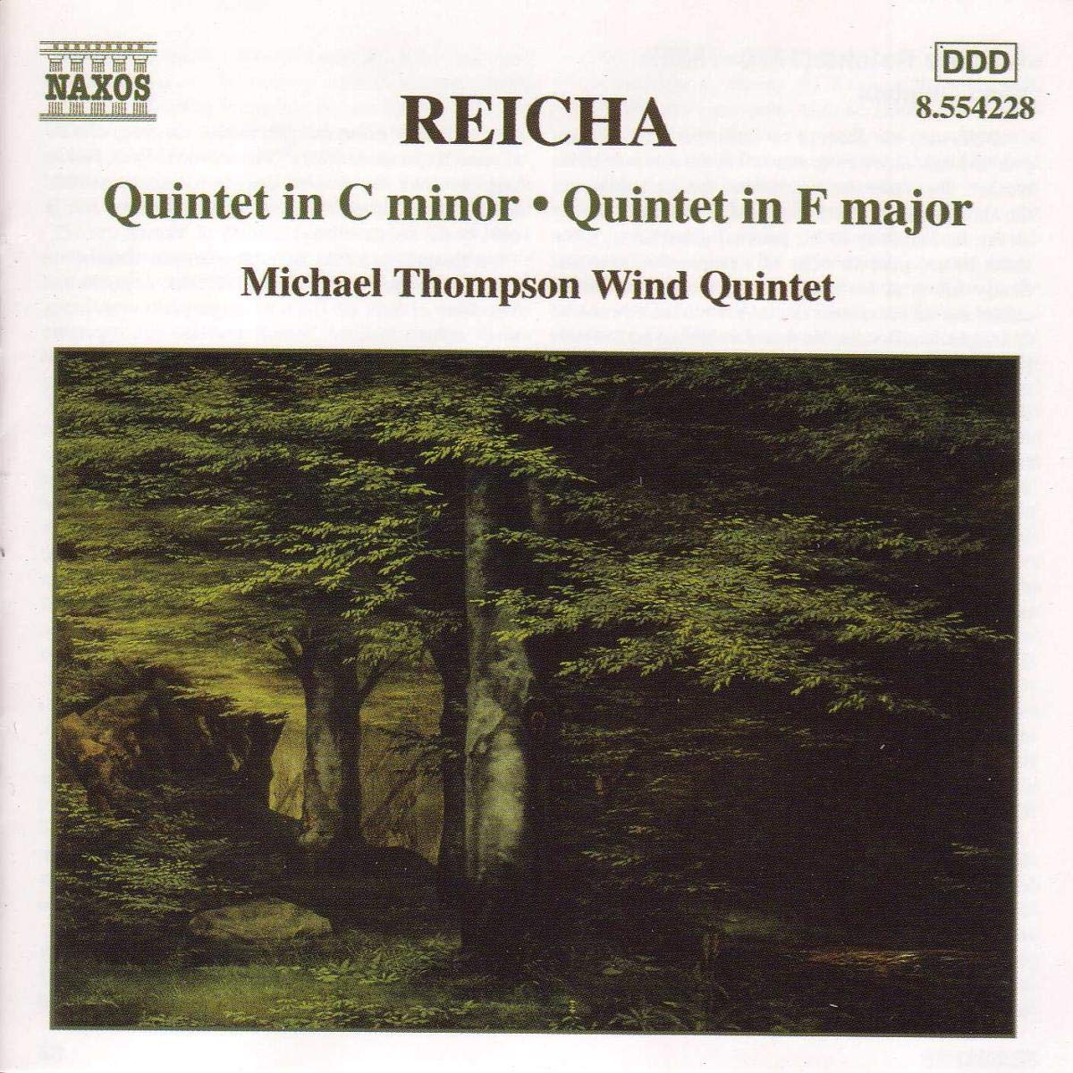 REICHA: Wind 100% quality warranty! Quintets Op. 91 6 and Max 58% OFF No. 88