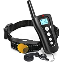 Cambond Rechargeable Dog Training Collar with Remote