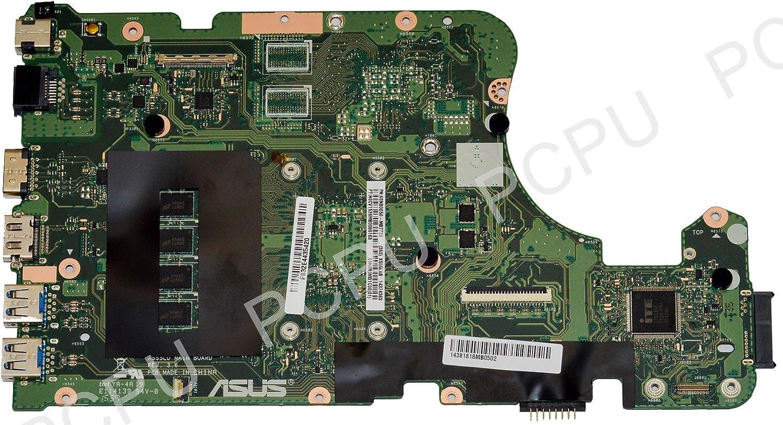 Asus X555ld Laptop Motherboard W/ Intel I5-5200u 2.2ghz Cpu