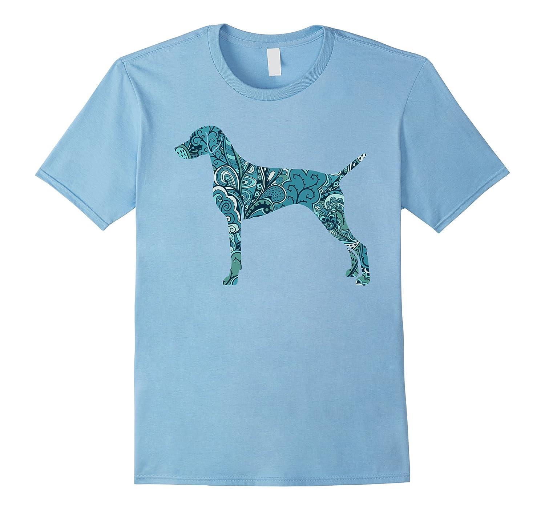 Fowl Dog Hungaria Vizsla Dog Breed T Shirt Tee Clothes-ANZ