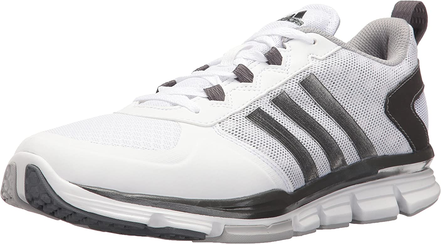adidas Speed Trainer 2 - Zapatillas de entrenamiento para hombre, color Blanco, talla 48 EU: Adidas: Amazon.es: Zapatos y complementos