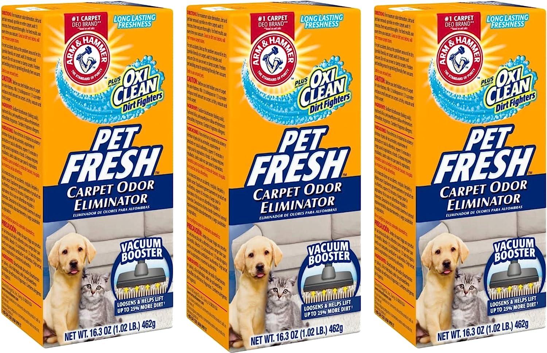 Best Pet Carpet Cleaner-Best dirt eliminator: Arm & Hammer Carpet Eliminator Fighters