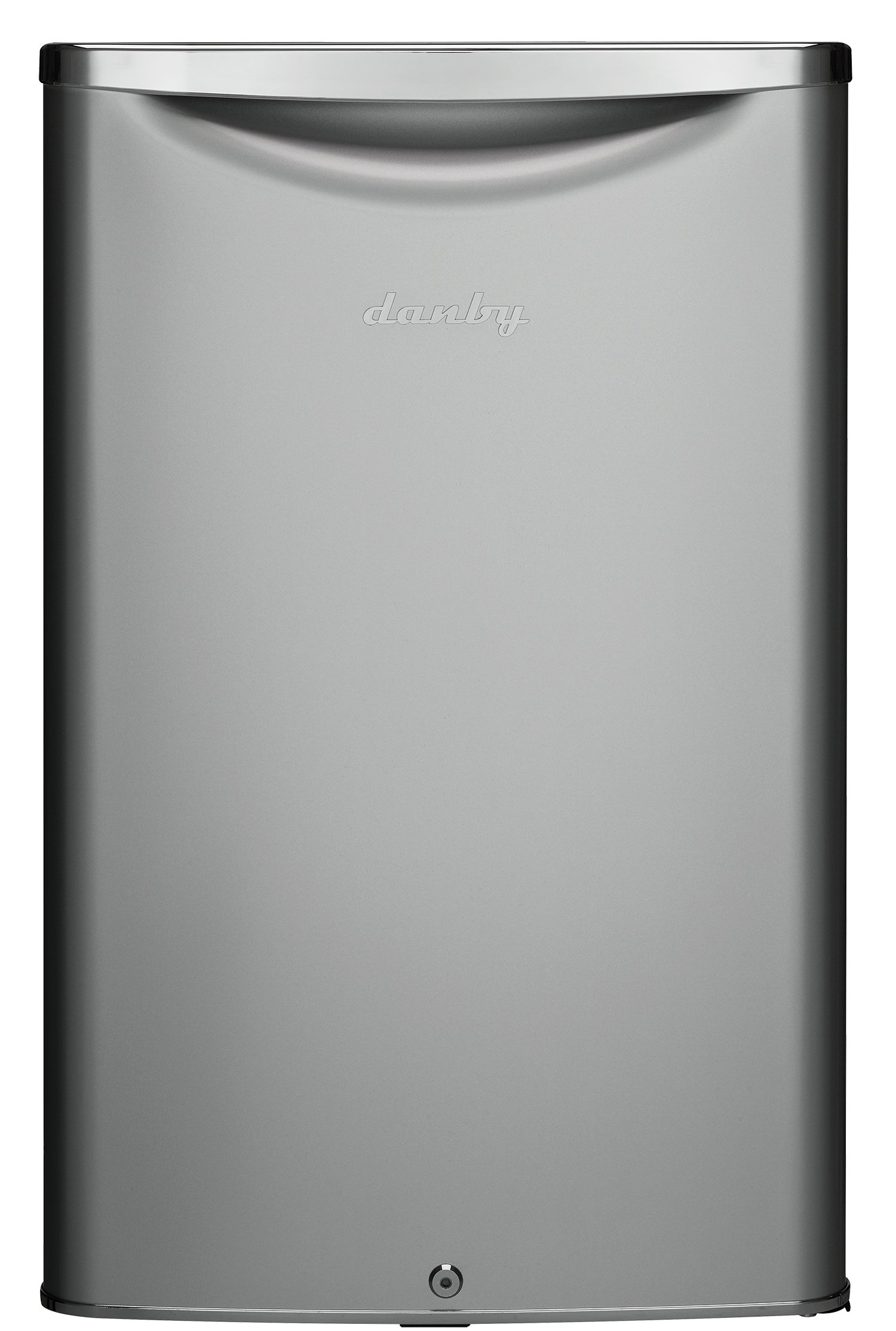 Danby DAR044A6DDB 4.4 cu.ft. Contemporary Classic Compact All Refrigerator, Iridium Silver Steel by Danby (Image #1)