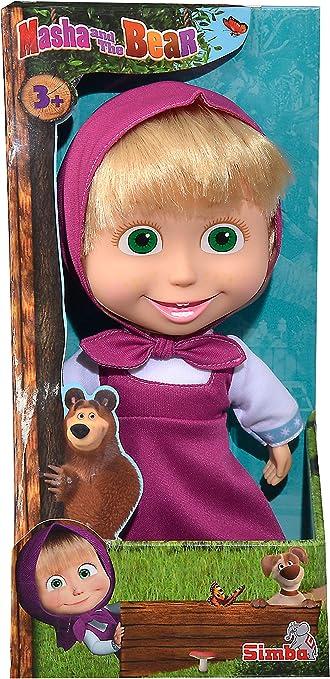 Amazon.com: Masha y el oso, Nailon/A.: Toys & Games