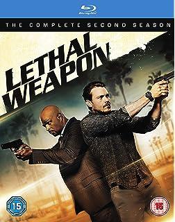 lethal weapon season 2 kickass