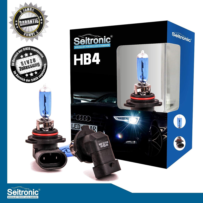 Xenon Look Lampen Weiss Xenon Style Birnen Brenner Xenon Blue HID Lampen Xenon Style Lampen Halogen-Scheinwerferlampe H1 55Watt Halogen Xenon Lampen