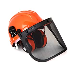 TR Industrial Forestry Safety Helmet
