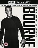 Bourne 4K Collection (4K UHD+BD+UV) [Blu-ray] [2017]
