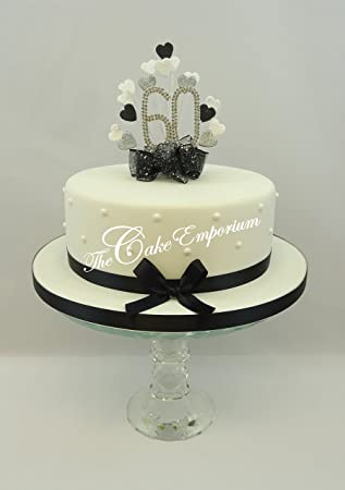 Kuchen Dekoration Kuchen Topper Burst Spray Mit 60 Geburtstag
