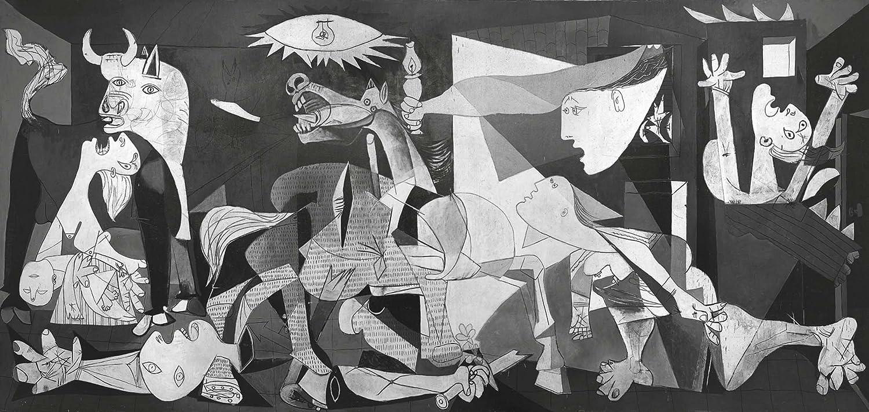 Ravensburger - Guernica panorama, puzzle de 2000 piezas (16690 9): Amazon.es: Juguetes y juegos