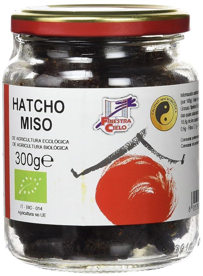 La Finestra Sul Cielo Hatcho Miso Biológico - 300 gr: Amazon.es ...