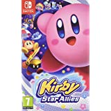 Nintendo Kirby Star Allies, Switch Básico Nintendo Switch vídeo - Juego (Switch, Nintendo Switch, Plataforma, Modo multijugad