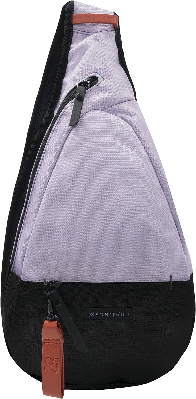 Sherpani Esprit, Essential Nylon Sling Bag, Shoulder Sling Bag, Crossbody Shoulder Chest for Women, with RFID Protection