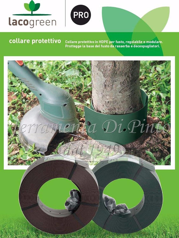migliore vendita COLLARE PROTETTIVO ALBERI ALBERI ALBERI CACAO MT 25 mm 1,5 DECESPUGLIATORE Giardino Lacoverde  scelte con prezzo basso