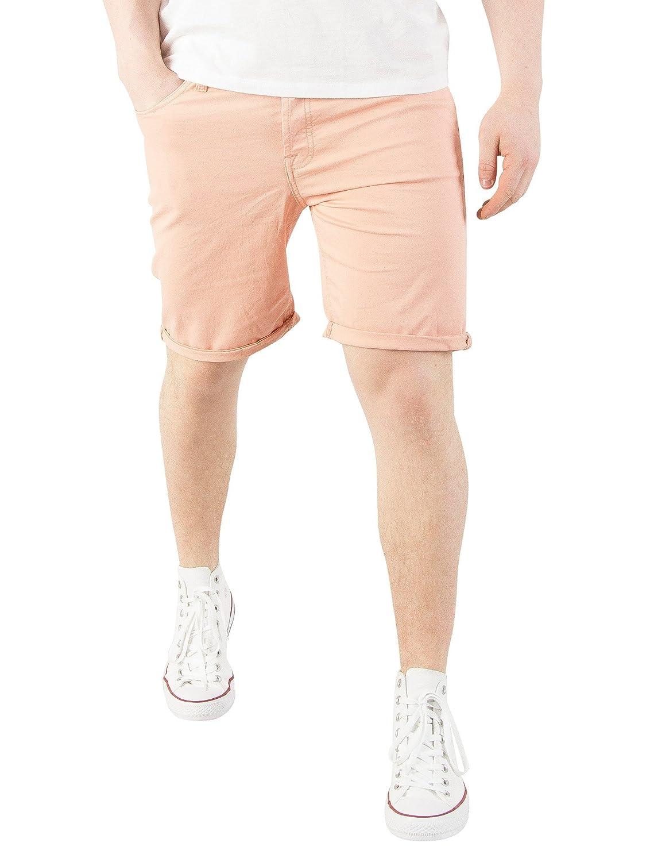 JACK & JONES Hombre Pantalones Cortos Rick Fit Comfort Originales, Rosado