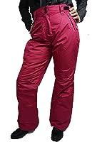 crivit sports Damen Skihose wind- und wasserabweisend mit Schneefang ski-658