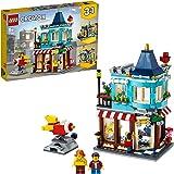 LEGO Creator 3 w 1 Sklep z zabawkami 31105 — fajny zestaw konstrukcyjny dla dzieci (554 elementy)