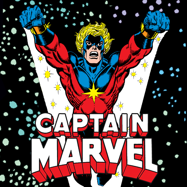 Captain Marvel (1968-1979) (Collections) (4 Book Series)